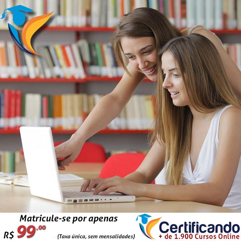 Cursos Online com Certificado - Certificando